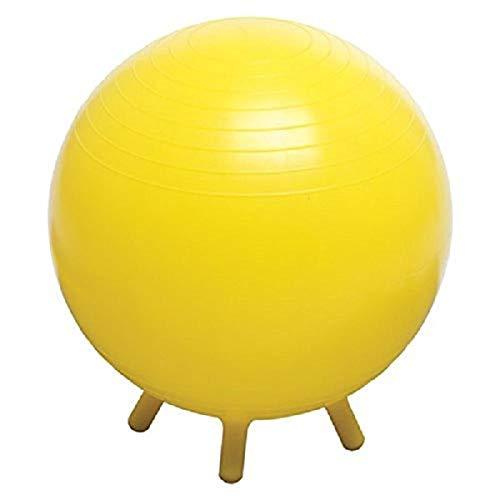Champion Barbell Stabilitätsball mit Füßen, 65 cm