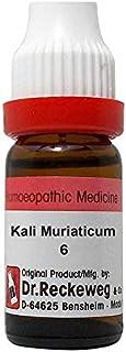 Dr. Reckeweg Kali Muriaticum Dilution 6 CH (11 ml)