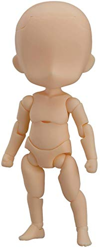 Good Smile Company Original Character Nendoroid Doll Archetype Action Figure Boy (Almond Milk) 10 cm