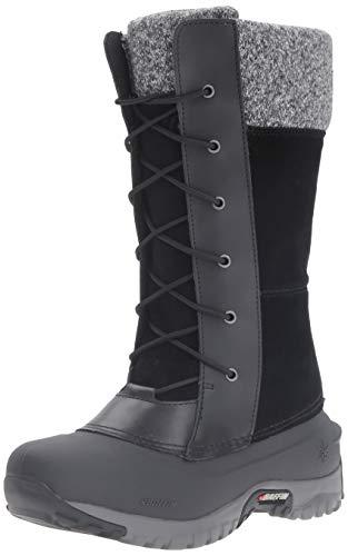 Baffin Women's Dana Snow Boot, Black, 10 M US