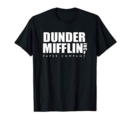 The Office Dunder Mifflin Comfortable T-Shirt - Official Tee T-Shirt