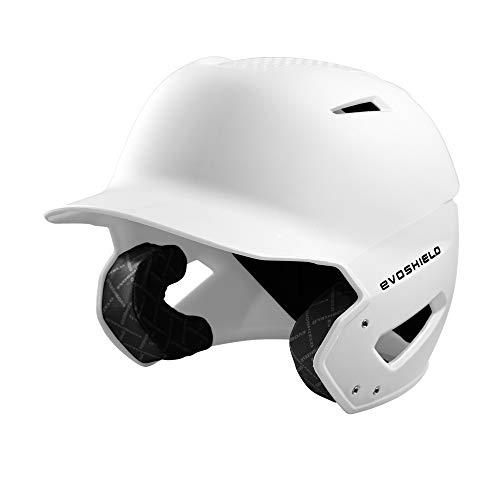 EvoShield XVT Batting Helmet, White - Youth