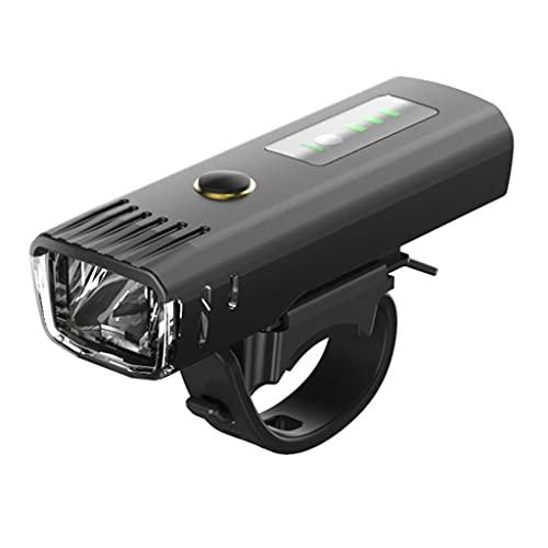 URJEKQ Luz Bicicleta Delantera,Luces Seguridad para Ciclismo de Montaña y Carretera Resistentes al Agua y al Polvo para Bici Linternas LED Ciclismo Seguridad
