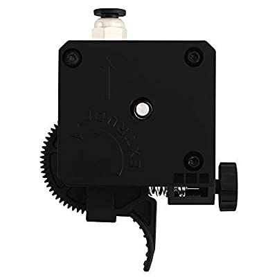 SIMAX3D Upgrade Titan Extruder Parts Compatible with CR10, Ender 3 Series DIY 3D Printer Compatible with E3D V6 Hotend J-Head Bowden Mounting Bracket 1.75mm PLA Filament