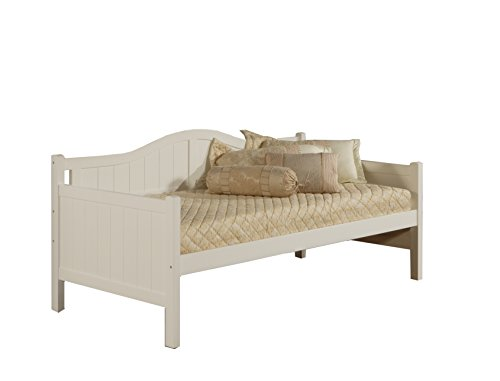 Hillsdale Furniture Hillsdale Staci, White Daybed, Twin,