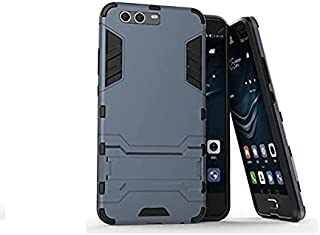 For Huawei P10 Plus Iron man Defender Case Cover - Blue