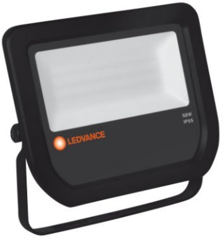 Osram LED-Flutlicht 50w 3000k Warmwei - Schwarz (LEDVANCE)