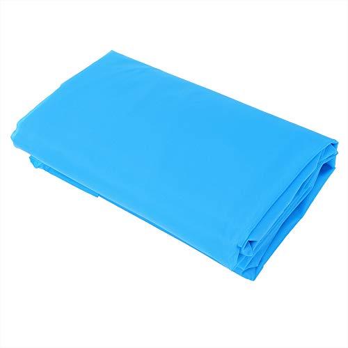 Atyhao Ponchos de Pluie imperméable à l'eau avec Manches à Capuchon pour Adultes Utilisez des Kits de Survie de Camping d'urgence Bleu, imperméable pour l'extérieur