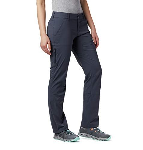 Columbia Damen Saturday Trail, Wanderhose, Blau (India Ink), 6/R