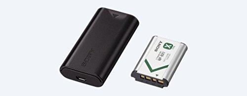 Sony ACC-TRDCX Zubehör Kit USB-Reiseladegerät und Akku