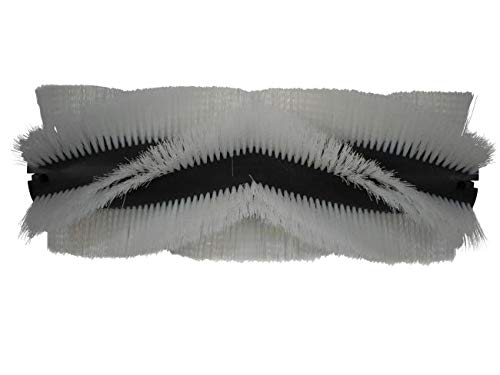 partmax® Bürstenwalze für Dulevo 100/1000 / Sprint 1000, Poly 0,7 mm, Walze, Walzenbürste, Kehrwalze