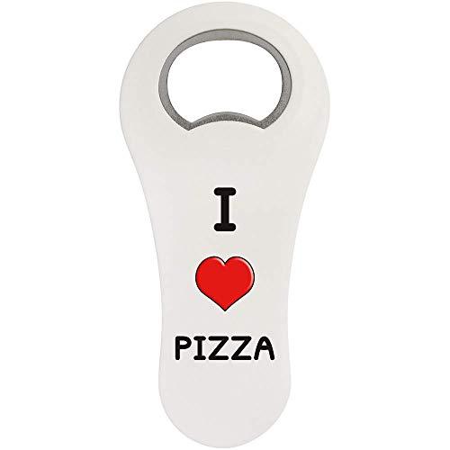 Stamp Press 'I Love Pizza' Magnetischer Flaschenöffner (BO00000016)