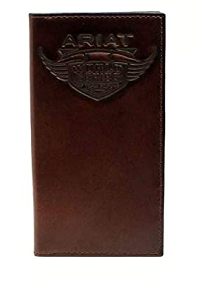MFW Ariat Shield Rodeo Style Wallet by Ariat MFW Model A3541202