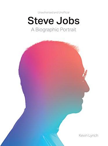 Steve Jobs: A Biographic Portrait (Graphic Biography) (English Edition)