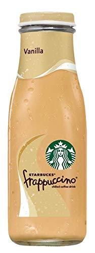 Starbucks Frappuccino, Vanilla, Glass Bottles, 9.5 Fl Oz (15 Count)
