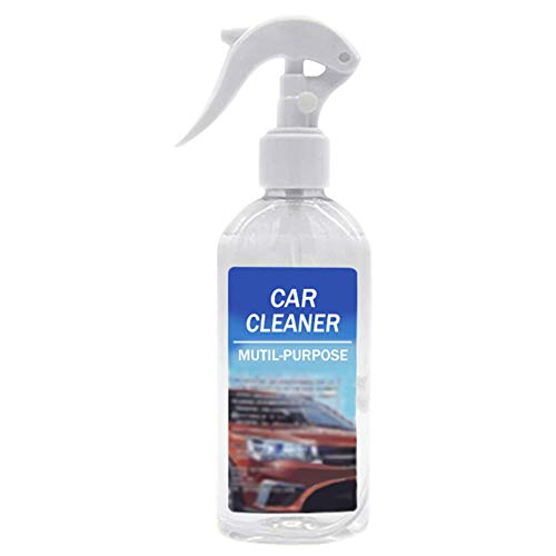 Leobtain Super Cleaner, Effective All Purpose Cleaner, Multi-Functional Car Interior Agent Universal Auto Car Cleaning Agent, Long Lasting Fresh Fast Powerful Odor Dirt Stain Remover New