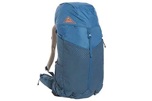Kelty Zyp 38 Hiking Daypack, Blue/Reflecting Pond - Hiking, Travel & Everyday Carry Backpack – Hydration Compatible