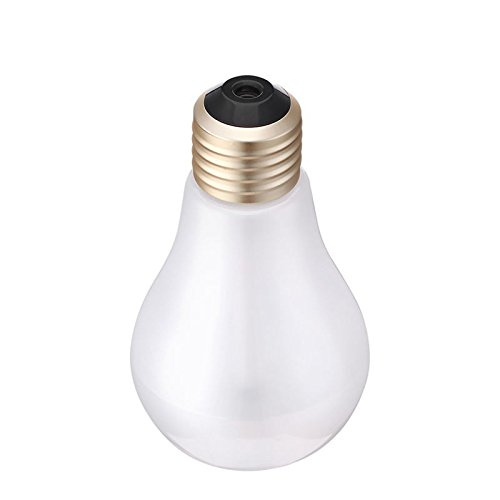 Lampada umidificatore usb purificatore umidificatore dell'aria mini illuminazione notturna creativi , fog surface , 153*88*88mm