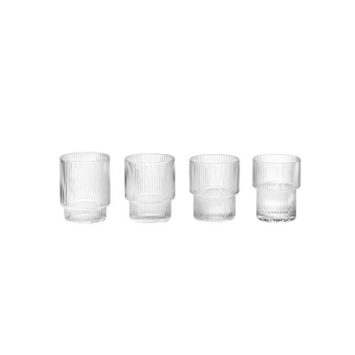 Ferm Living 5438 - Cristal transparente (8,8 x 7 cm)