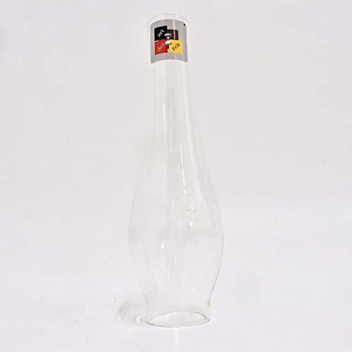 Glaszylinder 210 64 42 mm Petroleumlampe klar Ersatz Glaskolben Lampe Glühlicht