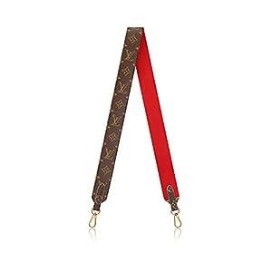 Fashion Shopping Louis Vuitton Handbag Strap Bandouliere Monogram Red J02287