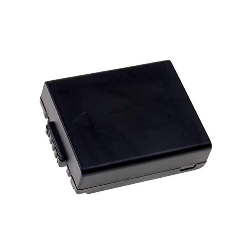 Akku für Panasonic Lumix DMC-FZ4, 7,2V, Li-Ion