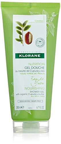 Klorane Nutrition Yuzu Wasser Duschgel 200ml