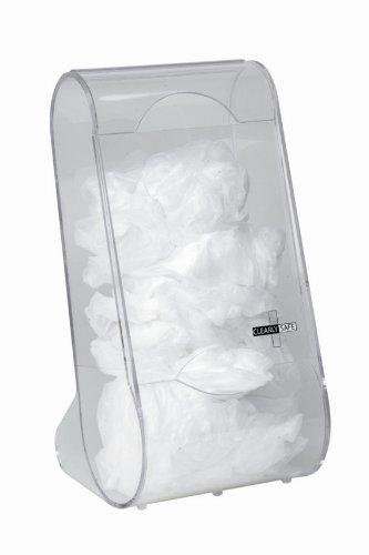 Heathrow Scientific HD1040C - Dispensador de algodón para pared (acrílico, 203 mm x 203 mm x 406...