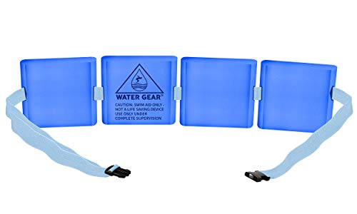 Water Gear Instructional Swim Belt - Water Exercise Equipment- Designed to Fit Your Body Type -...