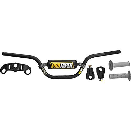 ProTaper Black Handlebar Kit (KLX110/DR-Z110 11-062B)