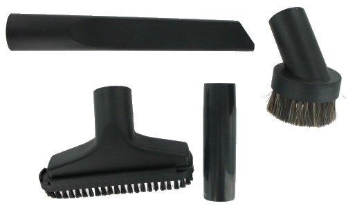 Value Concepts - Set accessori per aspirapolvere Numatic, modelli Henry Hetty Edward George Basil James, 32 mm, confezione da 4