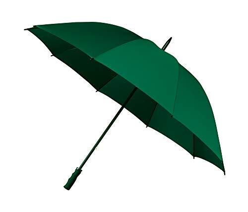 Impliva Falcone Regenschirm, 130 cm, Grün