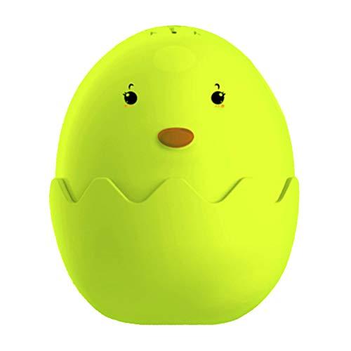 QLPXY Ambientador Eliminador De Olores, Desodorante De Nevera con Forma De Huevo, Ambientador Natural para Coche, Baño, Cocina, Armario para Mascotas