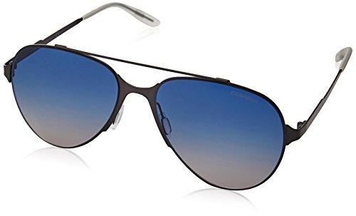 Carrera Unisex-Erwachsene 113/S Uy Rfb 57 Sonnenbrille, Grau (Matt Grey/Bluette Grey)