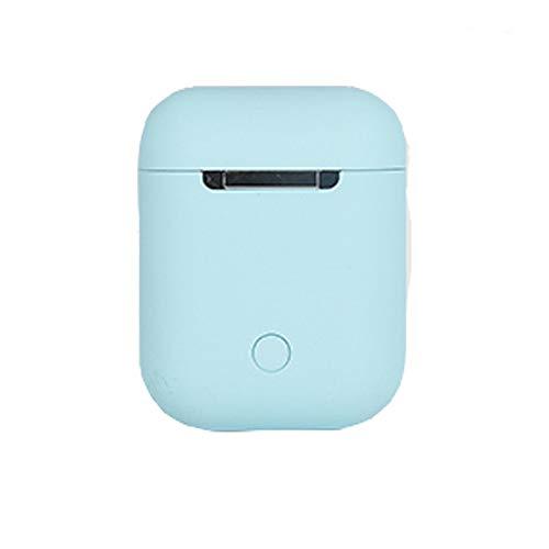 Auriculares Bluetooth Intrauditivos, TWS CVC8.0 Estéreo Auriculares Inalámbricos Bluetooth IPX7 Impermeable Auriculares Bluetooth 5.0 con Mic Reducción de Ruido