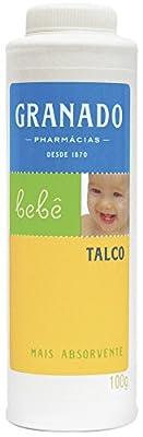 Linha Bebe Granado - Talco Bebe Tradicional 100 Gr - (Granado Baby Collection - Baby Talc ClassicNet 3.5 Oz)