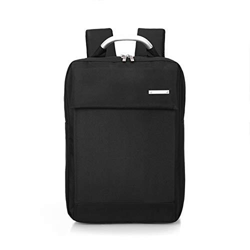 Chutoral Business-laptop-rugzak, lichte laptoptas, anti-diefstal rugzak, reisrugzak, schoolrugzak, reisdagrugzak voor reizen, business / college zwart