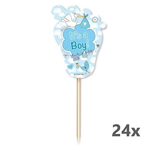 Folat 24 Party-Picker * It's A Boy! * für eine Baby-Party // Kinder Geburtst