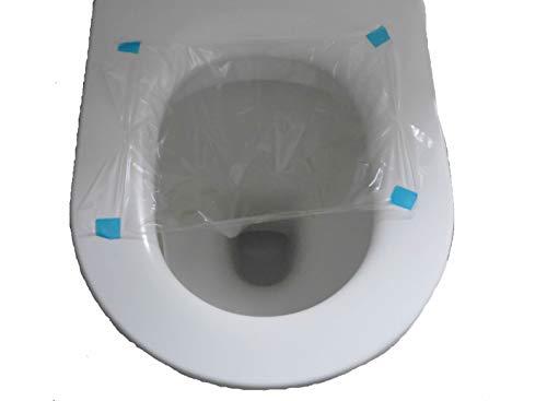 Hystool – 4 Beutel Kit – Kit zur Sammlung von Stuhlproben – einfach und hygienische Beutel die sich nach dem Spülen selbstauflösen