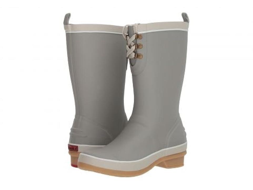 爆発物即席洗練Chooka(チョーカ) レディース 女性用 シューズ 靴 ブーツ レインブーツ Whidbey Rain Boots - Mineral [並行輸入品]