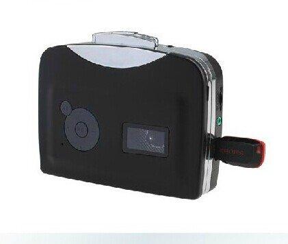 ICT CONVERTITORE da MUSICASSETTA in Formato MP3 Walkman E ACQUISIZIONE Audio Diretta da Cassetta A USB PENDRIVE