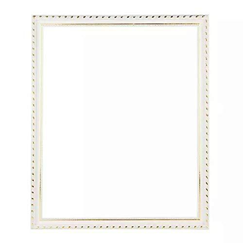 1 STKS Nieuwe DIY Out Frame Onafgewerkte Houten Stretcher Digitale Olie Schilderen met Gouden Kleur fotolijst Muur Schilderen Fotolijst 40x80cm Kleur: wit