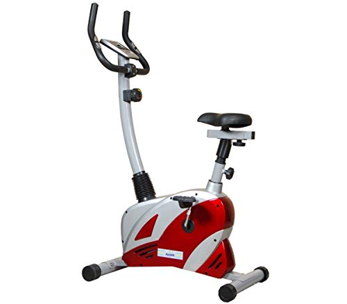 Aerofit Upright Magnetic Bike with Multi Read Out Display Time HF966 (Sf9066)