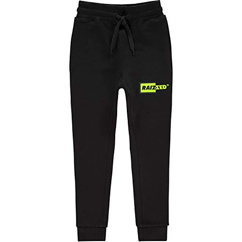 Raizzed sweatbroek jongens joggingbroek broek Sanford deep Black