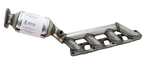 Catalytic Converter compatible with 2004-2010 Infiniti QX56 | 2005-2013 Nissan Armada | 2004-2013 Nissan Titan | 2008-2012 Nissan Pathfinder | 5.6L Left Side Manifold
