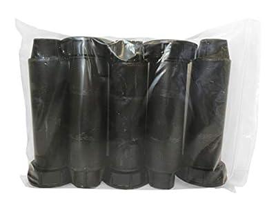 "Rain Bird 1804VAN - 4"" Professional Pop-up Sprinkler - 5 Pack - Adjustable Pattern (0 to 360 Degrees)"