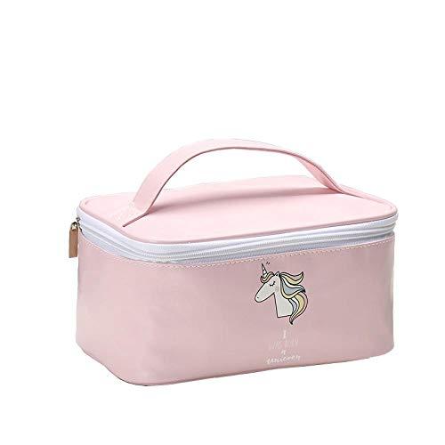 Portable Cosmetic Bag_Unicorn Portable Cosmetic Bag Multifonctionnel Outdoor Travel Bag Portable Square Wholesale, Foundation Unicorn