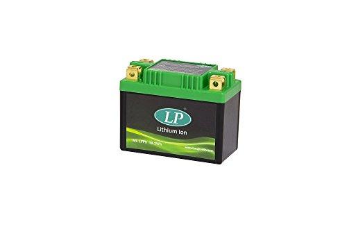 Accossato ML LFP5-1083 Batteria al Litio per Suzuki DR 600 R, RU, S, SU, 600, (1985-1989)