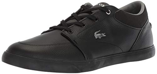 Lacoste Bayliss - Zapatillas para Hombre, Negro/Negro, 12.5 M US