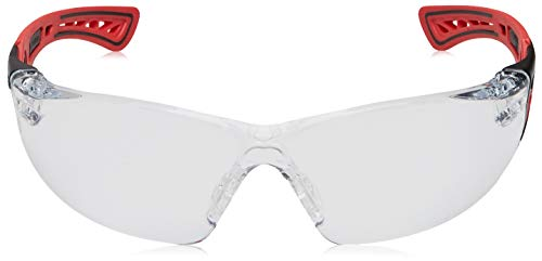 """Bollé Schutzbrille """"Rush+"""", 1 Stück, Einheitsgröße, rot/schwarz, RUSHPPSI - 2"""